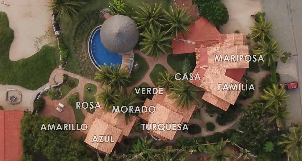 Tres Mujeres Property Map